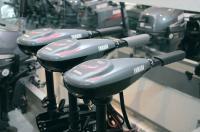 Подвесные электромоторы Yamaha