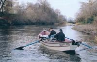 Поиск подходящего рыбного места