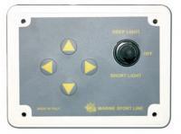Пульт дистанционного управления фарой искателем с переключателем дальнего и ближнего света