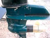 Рис. 2. Заглушка выхлопного патрубка