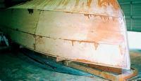Рис. 4. Сшитый и проклеенный корпус готов к отделке