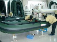 "Сборочный цех лодок ""Stingray"""