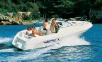Семейный отдых на лодке Quicksilver