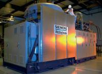 Силовая система Siemens Westinghouse мощностью 220 кВт