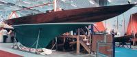 Типичный киль яхты