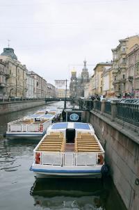 Типичный Питерский пейзаж