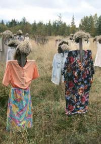 Тут часто бывают саамские духи