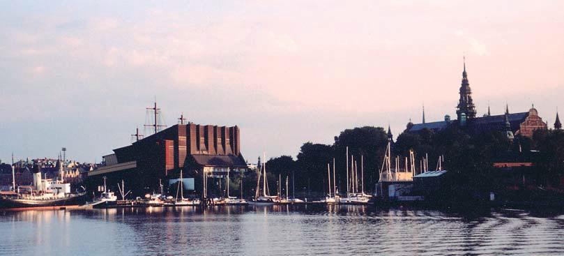 Васахамнен и музей