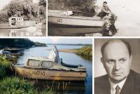 Виктор Константинович Чекмарев и его лодки