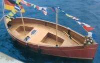 Внешний вид лодки H2Yacht (модель)