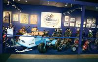 Выставка внутри выставки — музей мототехники от Отто Брандта
