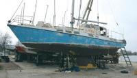 Яхт-клуб Херсонского судостроительного завода