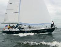 Яхта Nordlicht под парусами