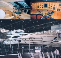"""Яхты """"Elegance"""" и различные варианты исполнения рулевой рубки на этих судах"""