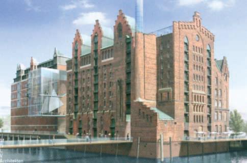Здание для музейной коллекции